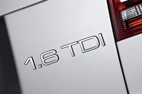 Audi A3 gets new 1.6 liter engines