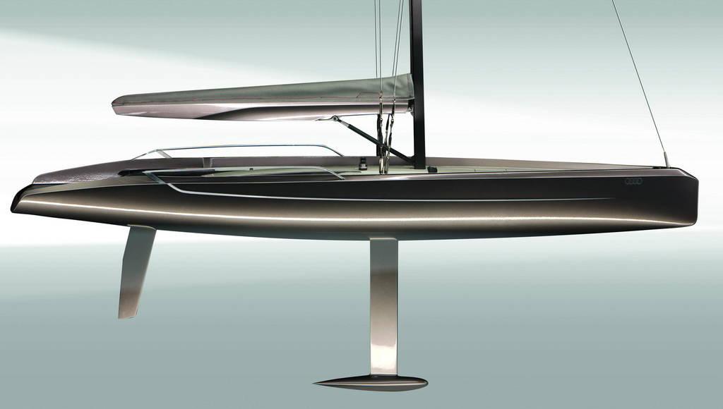 Audi Daysailer Yacht