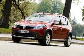 Dacia Sandero Stepway price