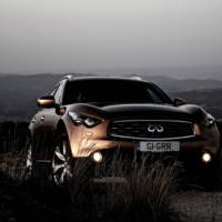 Infiniti FX price for UK