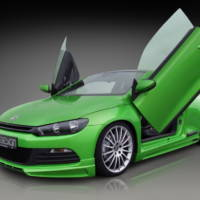 JE Design Volkswagen Scirocco TDI