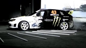 Ken Block GYMKHANA Two video released