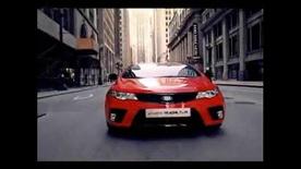Kia Forte Koup video commercial