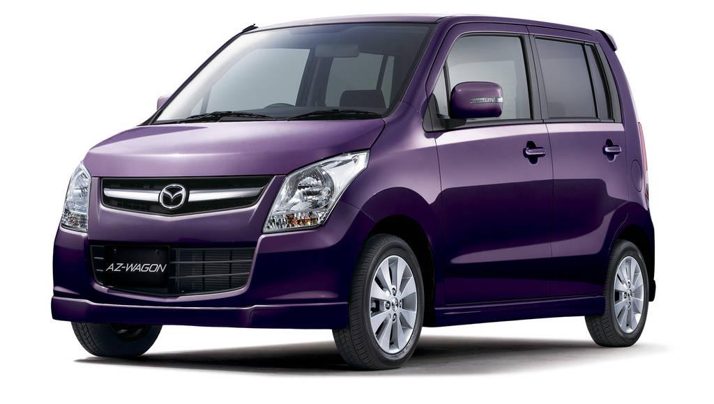 Mazda AZ-Wagon XS Special