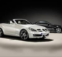 Mercedes SLK 2LOOK Edition price for UK