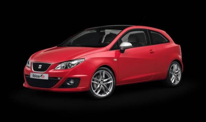 Seat Ibiza FR, Cupra and Bocanegra Price for UK