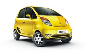 Tata Nano priced at $2300 in US by 2011