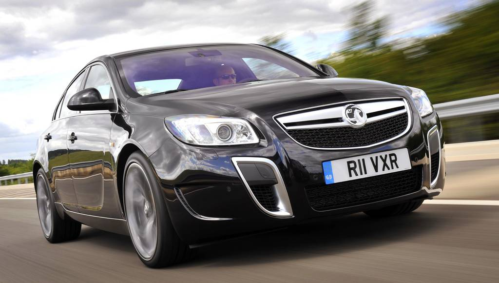 Vauxhall Insignia VXR to Debut at Goodwood Festival of Speed
