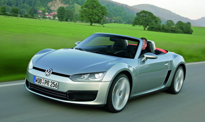 Volkswagen BlueSport Roadster