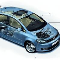 Volkswagen Golf Plus BiFuel