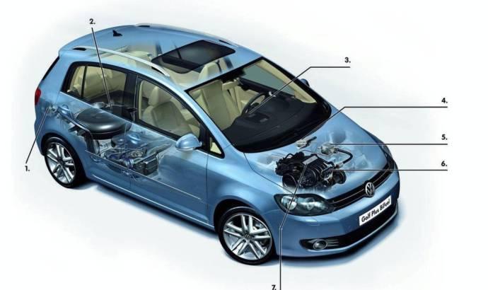 Volkswagen Golf Plus BiFuel