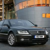 Volkswagen Phaeton Most Secure Luxury Car