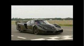 Ferrari FXX fastest lap time on Top Gear's track