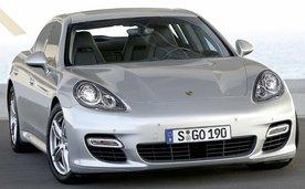 Porsche Panamera Turbo review video