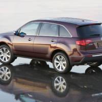 2010 Acura MDX fresh new look