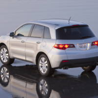 2010 Acura RDX crossover facelift