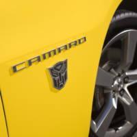 2010 Chevrolet Camaro TRANSFORMERS edition