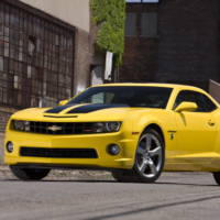 2010 Chevrolet Camaro TRANSFORMERS edition