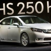 2010 Lexus HS 250h price
