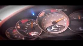 9ff Porsche 911 GT3 RS high speed video