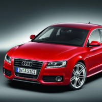 Audi A5 Sportback details and photos