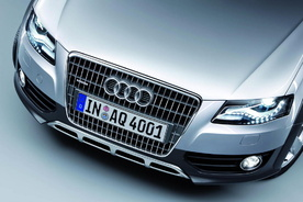 Audi Q5 and A4 allroad entry level engines