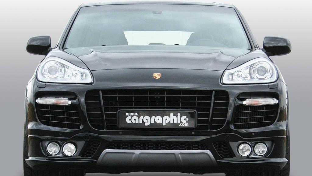 Cargraphic Porsche Cayenne Diesel
