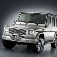 Carlsson Mercedes G EVO UL wheels