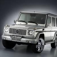 Carlsson Mercedes G EVO UL wheels