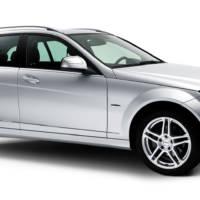 Dezent RB wheels for Mercedes C Class