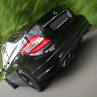 Edo Mercedes C63 AMG