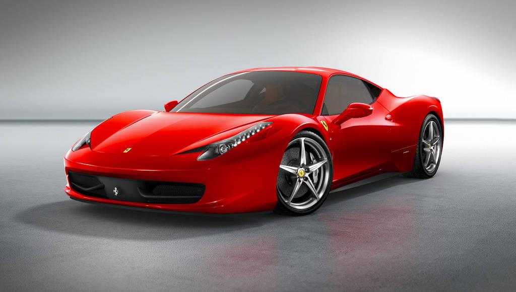 Ferrari 458 Italia unleashed