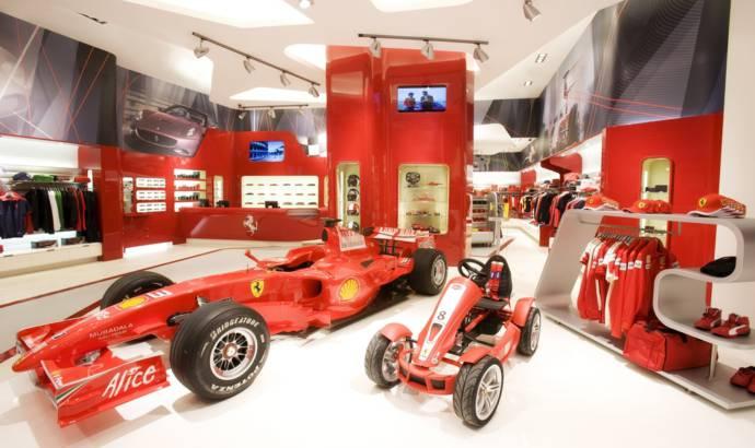 Ferrari Store at Nurburgring