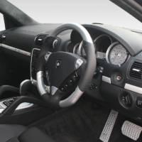 Gemballa GT 550 Aero 3 Porsche Cayenne Turbo