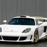 Gemballa Mirage GT GOLD EDITION Porsche