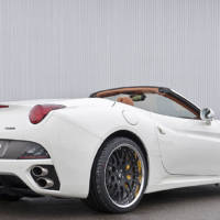 Hamman Ferrari California EDITION RACE wheels