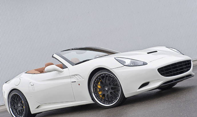 Hamman Ferrari California EDITION RACE wheels