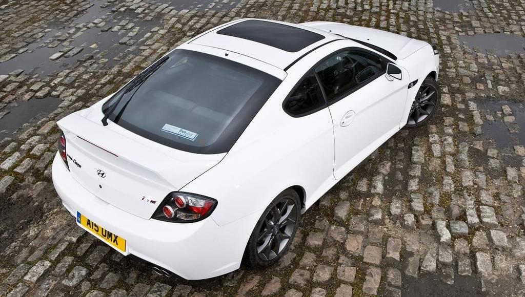 Hyundai Coupe 5.035 GBP price cut