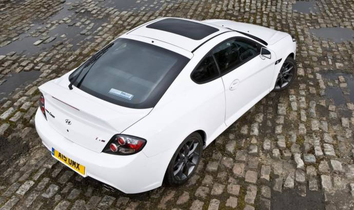 Hyundai Coupe 5.035 GBP price cut