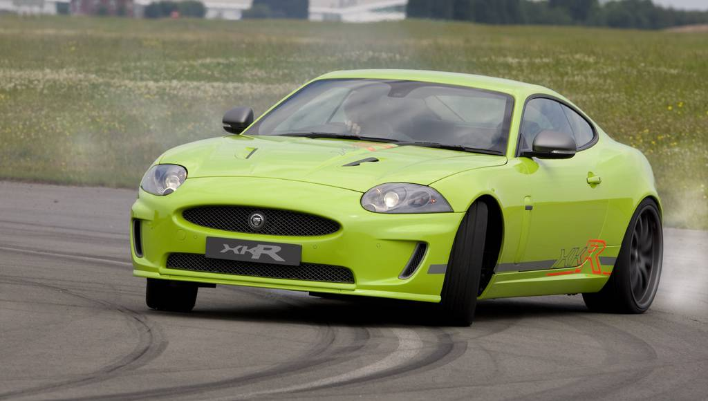 Jaguar XKR Goodwood special edition
