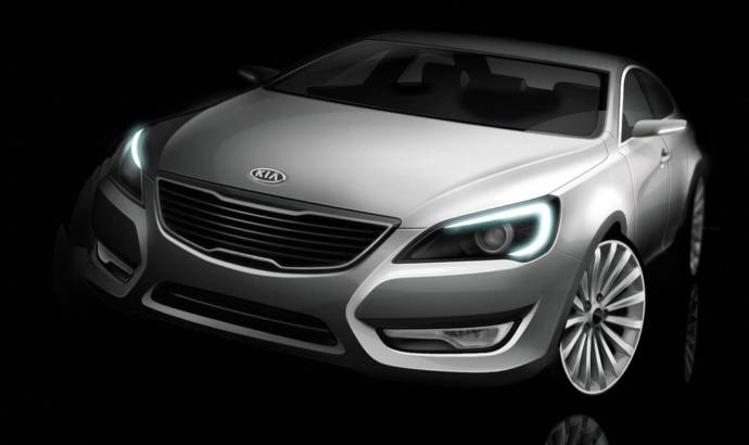 Kia VG Sedan