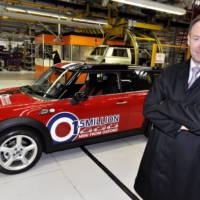 MINI Cooper 1.5 million units produced