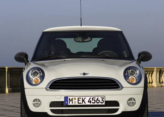 MINI One D unveiled