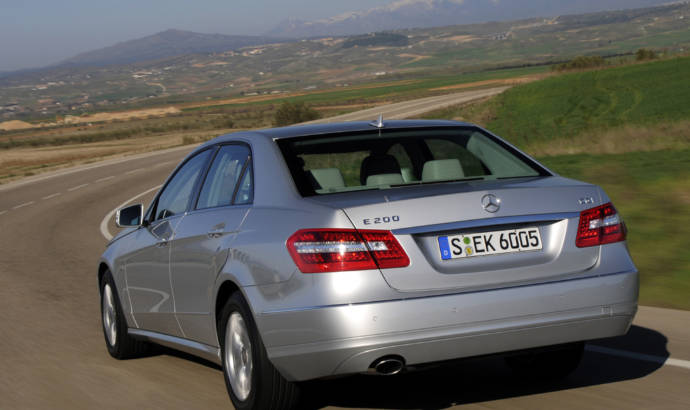 Mercedes E 200 CDI BlueEFFICIENCY