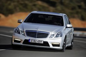 Mercedes E63 AMG review