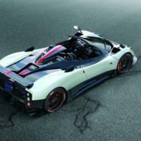 Pagani Zonda Cinque Roadster unleashed