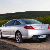 Peugeot 407 Coupe gets HDi Diesel engines