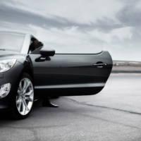 Peugeot RCZ teaser