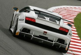Spa Success for Lamborghini Super Trofeo