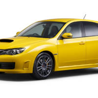 Subaru Impreza WRX STI spec C for Japan